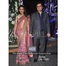 Kmozi Sonali Life Style Designer Saree, pink