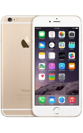 DUMMY-Apple iPhone 6 Plus, space-grey, 64 gb