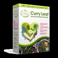 Early Foods Prenatal Nutrition - Curry Leaf, Almond & Walnut Chutney Powder 150 gm