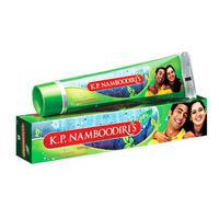 K P NAMBOODIRIS Ayurvedic Gel Toothpaste., 80 gms