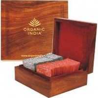 Organic India Executive Deluxe Wooden Gift
