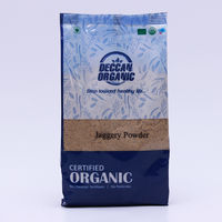 Deccan Organic Jaggery Powder 500 Gms