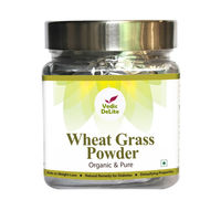 Vedic Delite Wheatgrass Powder - 100gm