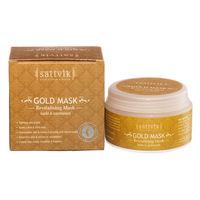 Sattvik Organics Gold Mask, 40 gms
