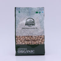 Deccan Organic Kabuli Channa 500 Gms