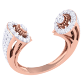 RING (LJRG317), 18, 14k, hi-vs/si