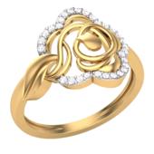RING (LJRG016), 12, 14k, hi-vs/si