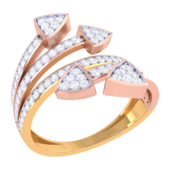 RING (LJRG305), 11, 14k, hi-vs/si