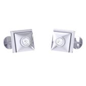 EARRING (LJKTP015), 14k, hi-vs/si