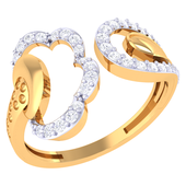 RING (LJRG402), 11, hi-vs/si, 18k
