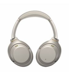 SONY BLUETOOTH STEREO HEADPHONE WH1000XM3,  silver