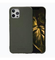 DBRAMANTE IPHONE 12 PRO MAX BACKCASE GRENEN CLASSIC BIODEGRADABLE,  dark olive green