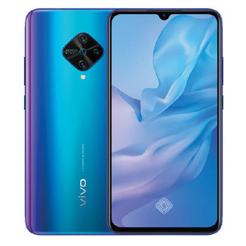 vivo S1 PRO 128GB DS 4G,  nebula blue