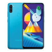 SAMSUNG GALAXY M11,  mettalic blue, 32gb