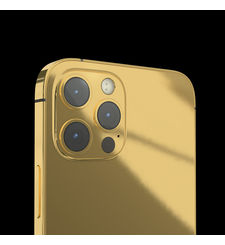 GIVORI APPLE IPHONE 12 PRO FULL GOLD LIMETED EDITION, 256gb, 5g