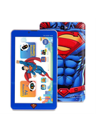 KIDS TABLET 7 INCH, 16gb,  superman blue, 3g