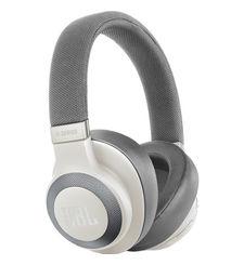 JBL E65 BLUETOOTH NOISE CANCELLING HEADPHONE,  white