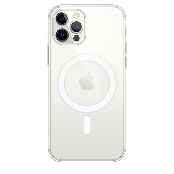 APPLE iPHONE 12| 12 PRO CLEAR CASE WITH MAGSAFE
