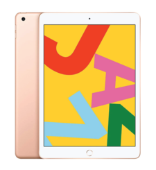 APPLE IPAD 10.2 (2019),  gold, 32gb, wifi
