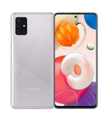 SAMSUNG GALAXY A51 128GB 4G 2020,  haze crush silver