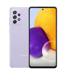 SAMSUNG GALAXY A72,  awesome violet, 128gb, 4g