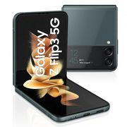 SAMSUNG GALAXY Z FLIP3 5G,  green, 256gb