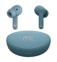 MYCANDY TRUE WIRELESS EARBUDS WITH ACTIVE NOISE CANCELLATION,  pacific blue