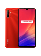 REALME C3 64GB DS 4G,  blazing red