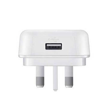 HUAWEI CHARGER WITH TYPE C CABLE WHITE
