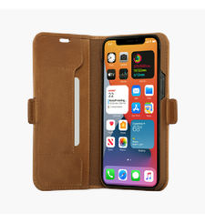 DBRAMANTE IPHONE 12 PRO MAX BACKCASE COPENHAGEN CLASSIC,  tan