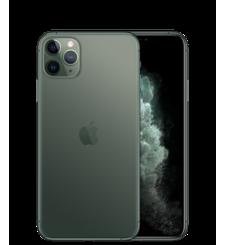 APPLE IPHONE 11 PRO MAX,  midnight green , 64gb