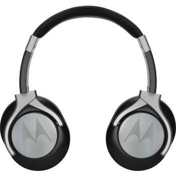 MOTOROLA PULSE STEREO MAX HEADPHONES,  أبيض