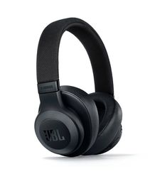 JBL E65 BLUETOOTH NOISE CANCELLING HEADPHONE,  black