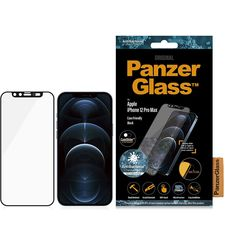 PANZER GLASS IPHONE 12 TG 6.7INCH CASE FRIENDLY CAMSLIDER BLACK