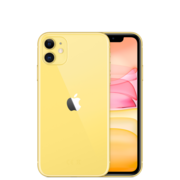 APPLE IPHONE 11, 128gb,  yellow