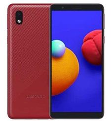 SAMSUNG GALAXY A01 CORE 16GB 4G,  red
