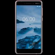 NOKIA 6.1 4G LTE 32GB DUAL SIM,  white iron, 32gb