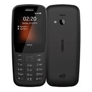 NOKIA 220 2019 24MB 4G DUAL SIM,  black