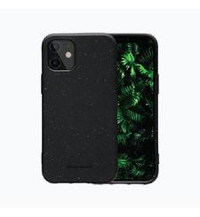 DBRAMANTE IPHONE 12 MINI BACKCASE GRENEN CLASSIC BIODEGRADABLE,  black