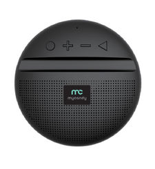 MYCANDY 5W BT SPEAKER WITH INTEGRATED STAND,  black