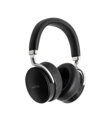 SWITCH PREMIUM OVER EAR HEADSET WITH ANC AUDIO,  black