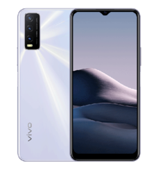 vivo Y20S 128GB,  dawn white