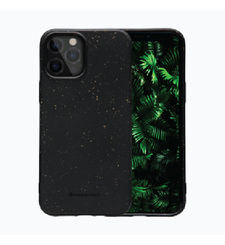 DBRAMANTE IPHONE 12 PRO MAX BACKCASE GRENEN CLASSIC BIODEGRADABLE,  black