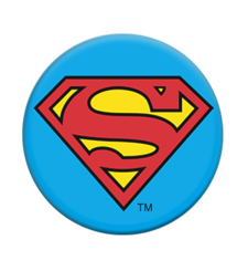 POPSOCKETS MOBILE STAND,  the superman icon