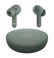 MYCANDY TRUE WIRELESS EARBUDS WITH ACTIVE NOISE CANCELLATION,  midnight green