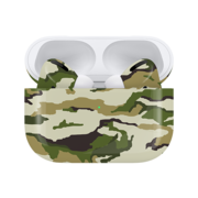 SWITCH PAINTED APPLE AIRPODS PRO ARMY CAMO MATTE,  green