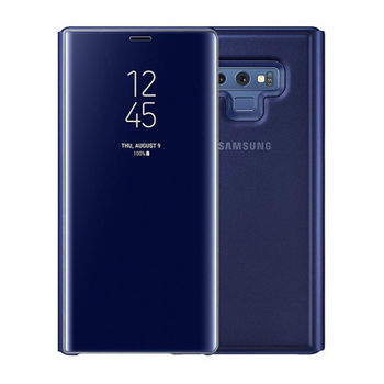 SAMSUNG GALAXY NOTE 9 CLEAR VIEW STANDING CASE,  lavender