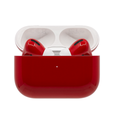 SWITCH PAINTED AIRPODS PRO,  ferrari red, gloss