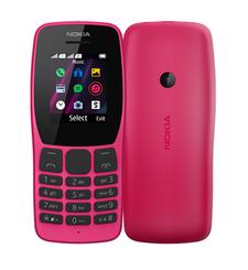 NOKIA 110 2019 4MB 2G DUAL SIM,  pink