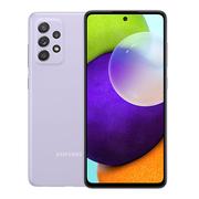 SAMSUNG GALAXY A52,  awesome violet, 128gb, 4g
